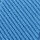 Bretels korenblauw smal