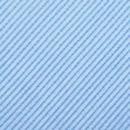 Clipstropdas lichtblauw repp