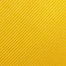 Clipstropdas geel repp