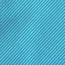 Clipstropdas turquoise repp