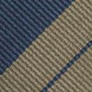 Stropdas blauw / beige