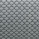 Houten strik gift set Trendy zilvergrijs