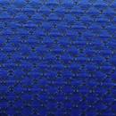 Houten strik giftset Trendy kobaltblauw