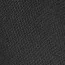 Stropdas zwart smal