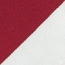 Pochet uni rood