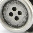 Sir Redman set losse bretel knoopjes antiek zilver