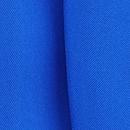 Sjaal zijde kobaltblauw