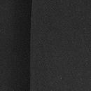 Sjaal zijde zwart