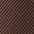 Stropdas repp bruin