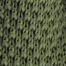Strik gebreid mosgroen