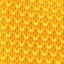 Strik gebreid geel