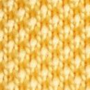 Stropdas gebreid geel