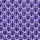 Stropdas gebreid Lavendel