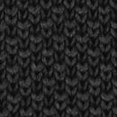 Sir Redman gebreide stropdas zwart