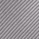 Pochet repp grijs