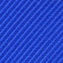 Pochet repp kobaltblauw