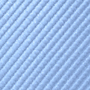 Stropdas repp lichtblauw