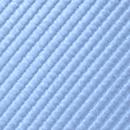 Pochet repp lichtblauw