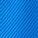 Manchetknopen zijde process blue