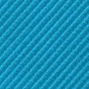 Pochet repp turquoise