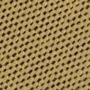 Stropdas wol zijde geel