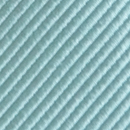 Manchetknopen zijde aqua