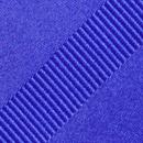 Stropdas smal kobaltblauw