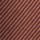 Manchetknopen zijde bruin