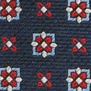 Tresanti stropdas Mr. Bouquet blauw
