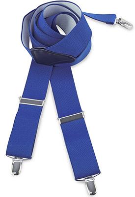 Bretels kobaltblauw