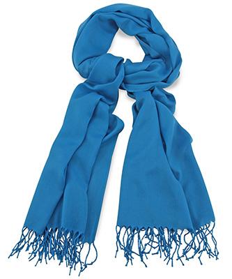Pashmina process blue