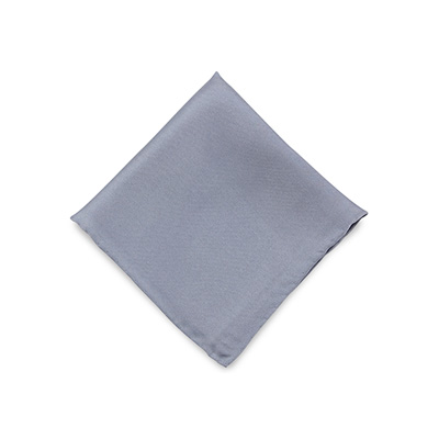Pochet grijs