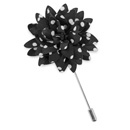Revers pin dahlia dots