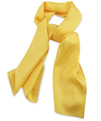 Sjaal geel uni