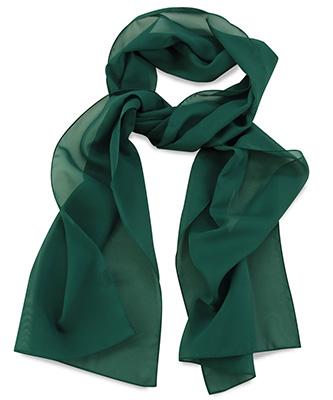 Sjaal uni groen