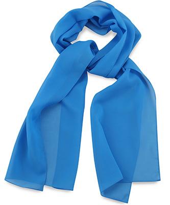 Sjaal uni process blue