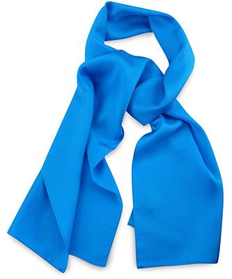 Sjaal process blue uni