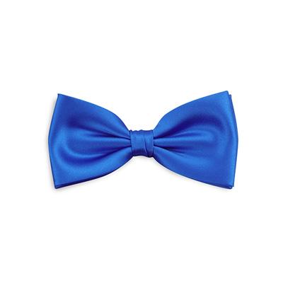 Strikje electric blue