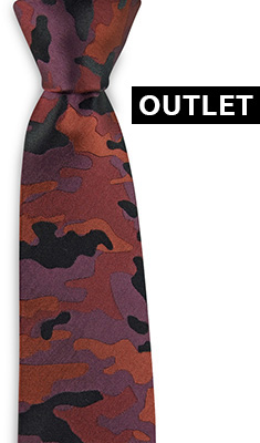 Stropdas Camouflage